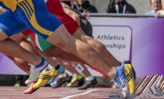 Vieglatlēts Petrušenko iekļūst U-18 Eiropas čempionāta finālā 400 metru sprintā