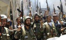 Sīrijas konflikts: ANO ģenerālsekretārs skeptisks par ķīmisko ieroču nodošanu