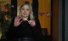 Video: Kā pīpmaņi reaģē uz lūgumu nesmēķēt publiskās vietās