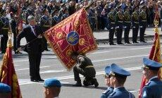 Foto: Ukrainā svin Neatkarības dienu