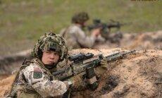 Министерство обороны готовит список обязанностей жителей Латвии в случае войны