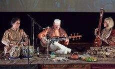 Senās mūzikas festivālā skanēs senās Indijas mūzika