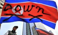 ASV kodolieročus Dienvidkorejā atkārtoti neizvietos