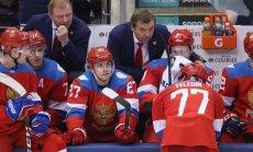 Yevgeniy Malkin, Artemiy Panarin, Oleg Znarok