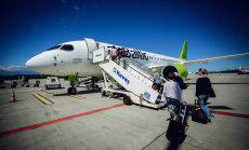 'airBaltic' lidojumus uz Ženēvu, Tamperi un Gēteborgu veiks visu gadu, izziņo vēl citus galamērķus