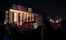 'Maxima': saņemot naudu, nevienam no sabrukušā veikala darbiniekiem nebija jāparaksta vienošanās