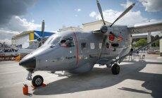 ASV igauņiem dāvina divas transporta lidmašīnas M-28