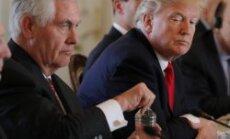 """СМИ: госсекретарь США при коллегах назвал президента """"придурком"""""""