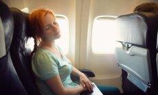 Kā padarīt lidojumu ērtāku un patīkamāku