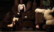 Nacionālā teātra iestudējums 'Skalbi un valdi' piedalīsies festivālā 'Zelta maska'