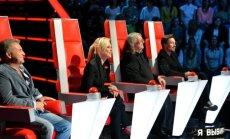 """ВИДЕО: Билан, Агутин, Градский и Пелагея набрали команды для шоу """"Голос"""""""