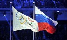 Krievija no SOK saņēmusi ielūgumu piedalīties nākamajās ziemas olimpiskajās spēlēs Korejā