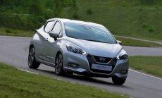 Jaunā 'Nissan Micra' nonākusi tirdzniecībā Latvijā