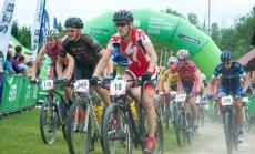 SEB MTB kalnu riteņbraukšanas seriāls turpināsies burvīgo dabas skatu pusē Vietalvā