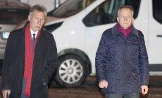 Video: Likumsargi atbrīvo Latvijas Bankas prezidentu Rimšēviču