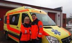 Ātrā palīdzība sirdij: mediķu Lienes un Uģa liktenīgā sastapšanās