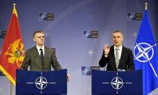 Melnkalnes parlaments par spīti prokrieviskajam blokam apstiprina pievienošanos NATO