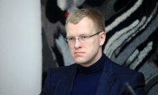 Lāčplēsis gadam domāto Daugavpils rezerves fondu iztērējis vēlēšanu kampaņai, apgalvo Elksniņš
