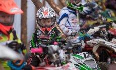 Liepājā atklāts 2016. gada Latvijas čempionāts motokrosā