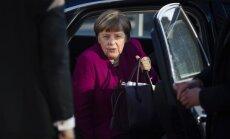 Pēc četriem mēnešiem panākta vienošanās par jaunās Vācijas valdības izveidošanu