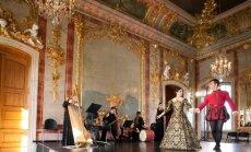 Senās mūzikas festivāls tradicionāli izskanēs Rundāles pilī