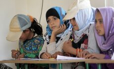 Sīrijas skolās ievieš obligātu krievu valodas apmācību