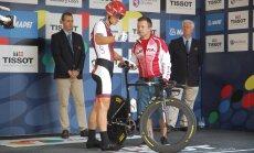 Pasaules čempionātā šosejas riteņbraukšanā startēs septiņi Latvijas riteņbraucēji