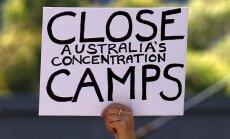 Austrālijas imigrantu centrā Nauru notiekot plaši pārkāpumi