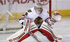 'Blackhawks' pēc 22 gadu pārtraukuma uzvar NHL regulārajā čempionātā