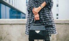 Apģērbu komplekti, kas pat ziemā vizuāli slaidina augumu