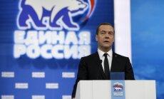Медведев советует россиянам не ждать скорой отмены санкций