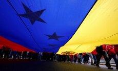 Venecuēlas valdība ASV sankcijas sauc par nopietnu agresiju