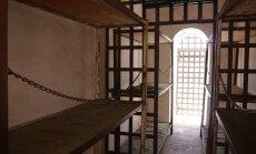 Baisākais mežonīgo rietumu cietums, kas atrodas pasaules sausākajā pilsētā