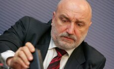 Godmanis Saeimas vēlēšanās nestartēs no 'Vienoti Latvijai' un 'Saskaņas centra' vienotā saraksta