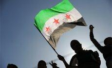 Krievija jaunās ES sankcijas pret Sīriju nodēvē par blokādi