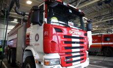Pirmdien ugunsgrēkā Daugavpilī cieta trīs cilvēki