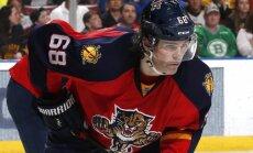 Jāgrs kļūst par piekto labāko piespēlētāju NHL vēsturē