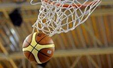Latvijas U-14 basketbola izlases Baltijas kausu noslēdz ar uzvarām pret Igaunijas vienaudžiem