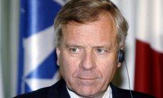 Eiropai jābūt gatavai neracionālai Putina rīcībai, paziņo bijušais NATO ģenerālsekretārs