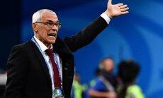 Ēģiptes futbola izlases treneris: reizēm vajag gūt vārtus