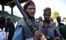 Nigērijas armija nogalinājusi 300 'Boko Haram' kaujiniekus