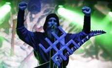 Foto: Ar 'Skyforger' jubilejas lielkoncertu noslēdzies festivāls 'Zobens un Lemess'