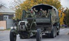 'Uz visu banku?' - modernākās līdz šim piefiksētās Krievijas nāves mašīnas kaujās Ukrainā