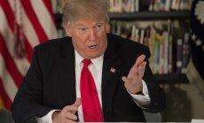 ANO amatpersona kritizē Trampu par spīdzināšanas atbalstīšanu