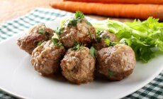 Kreptīgas gaļas bumbiņas un frikadeles: kā pagatavot izcili garšīgi