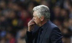 Ančeloti atbrīvots no Minhenes 'Bayern' galvenā trenera amata