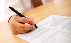 Uzņēmējiem ACTA parakstīšana bijusi pārsteigums