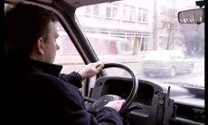Jaunums – brīvroku sistēma mobilajiem tālruņiem! 1995. gada 'Zebra' sižets