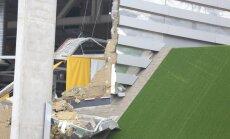 Эстонский эксперт: крыша Maxima рухнула из-за ошибок строителей