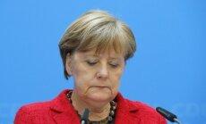 Merkele pārliecināta, ka Lielbritānija sāks izstāšanos no ES